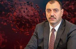 Sakarya Valisi Kaldırım'dan Kovid-19 uyarısı