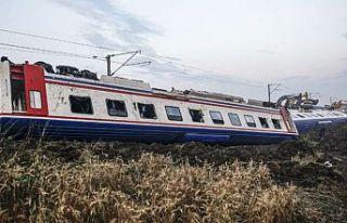 Tekirdağ'daki tren kazası davası sürüyor