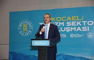 Turizm sektörü temsilcileri Kocaeli'de buluştu