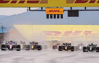 Türkiye Grand Prix'si başladı