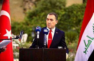 Türkiye'nin Bağdat Büyükelçiliği'nden...