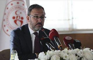 Bakan Kasapoğlu'nun Kovid-19 testi pozitif çıktı
