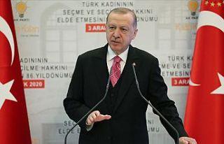 Cumhurbaşkanı Erdoğan: Aileye yönelik her saldırıyı,...