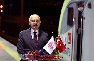 Türkiye'den Çin'e ilk ihracat treni yarın...