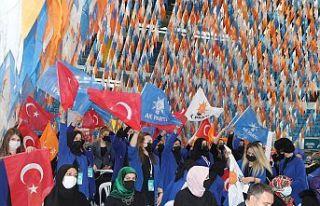AK Parti Genel Merkez Kadın Kolları Başkanı Çam,...