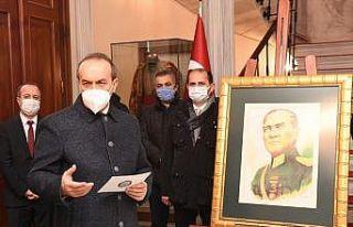 Atatürk'ün ilk basın toplantısının 98....