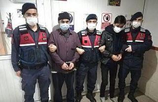 Balıkesir'de akaryakıt istasyonu çalışanını...