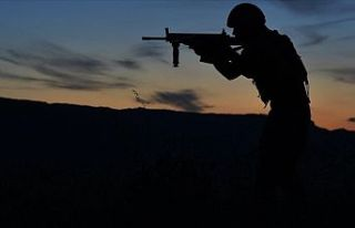 Barış Pınarı bölgesinde 5 terörist etkisiz hale...