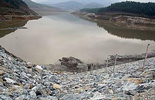 Bursa'da etkili olan yağışla barajlardaki...