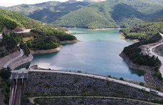 Bursa'nın içme suyu ihtiyacı için 2023'te...