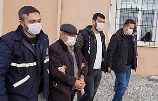 Bursa'da 3 traktör çaldığı iddiasıyla yakalanan...
