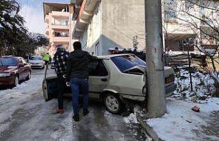 Bursa'da hırsızlık şüphelileri çalıntı...