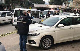 Bursa'da otomobilinde silahlı saldırıya uğrayan...