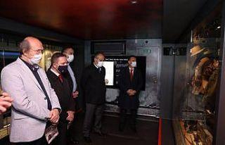 Çanakkale Savaşları Mobil Müzesi Bursa'da...