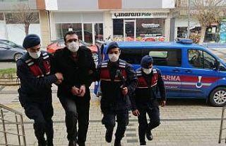 Çanakkale'de firari FETÖ hükümlüsü saklandığı...