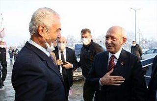 CHP Genel Başkanı Kılıçdaroğlu, Sakarya ve Düzce'de...