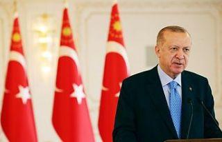 Cumhurbaşkanı Erdoğan, CHP Genel Başkanı Kılıçdaroğlu'na...