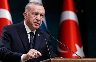 Cumhurbaşkanı Erdoğan gıda fiyatlarındaki artışla...