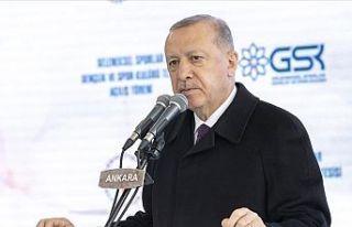 Cumhurbaşkanı Erdoğan: Kendini bilen, tarihini...