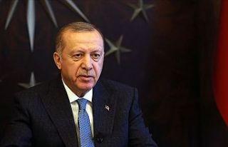 Cumhurbaşkanı Erdoğan: Kovid-19 aşısı perşembe...