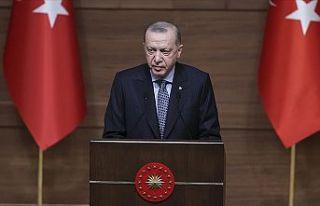 Cumhurbaşkanı Erdoğan: Sosyal medya şirketlerinin...