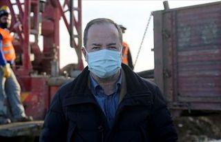 Edirne Belediye Başkanı Gürkan suyun tasarruflu...
