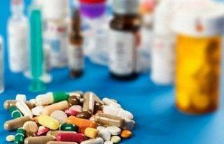 Edirne'de 18 bin 450 kutu kaçak ilaç ele geçirildi
