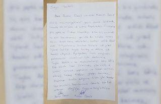 Edirne'de karantinada kalan İranlı aile, yurtta...