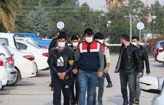 FETÖ operasyonunda yakalanan 3 zanlı tutuklandı