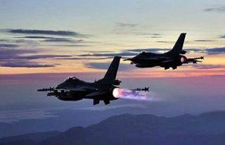 Gara bölgesinde 8 PKK'lı terörist etkisiz...