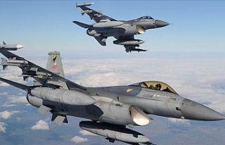 Gara ve Avaşin bölgelerinde 4 PKK'lı terörist...