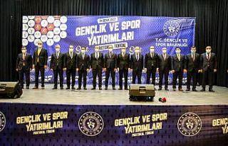 """Gençlik ve Spor Bakanı Kasapoğlu, """"Gençlik ve..."""