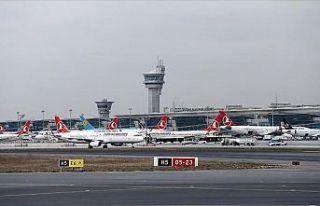 İstanbul Havalimanı yolcu sayısında Avrupa'da...