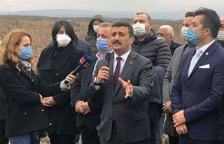 İYİ Parti Bursa İl Başkanı Türkoğlu'ndan...