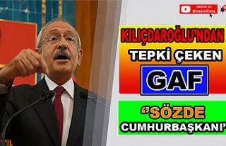 Kılıçdaroğlu'ndan Tekpi Çeken 'Sözde...