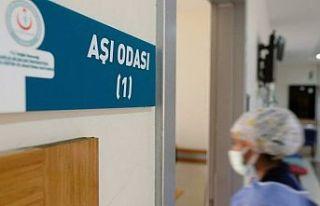 Kocaeli'de CoronaVac aşıları 796 odada uygulanacak