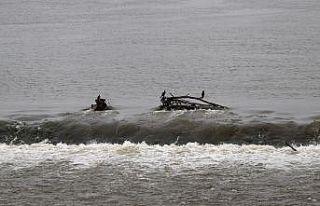 Meriç Nehri debisi son ayların en yüksek seviyesine...