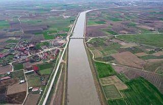 """Meriç'in sigortası """"Kanal Edirne"""" taşkın..."""