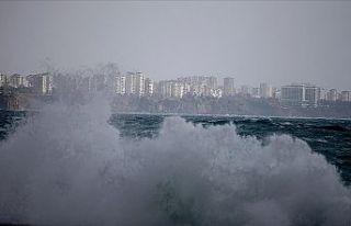 Meteorolojiden 10 il için kuvvetli yağış ve fırtına...