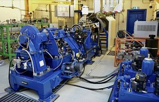 Milli helikopter motoru TS4 de başarıyla çalıştırıldı