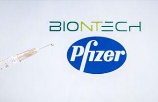 Pfizer ve BioNTech Avrupa'ya aşı tedarikini...
