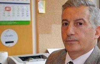 Prof. Dr. Yunus Taş Kovid-19 nedeniyle hayatını...