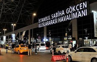 Sabiha Gökçen Havalimanı yolcularına online alışveriş...