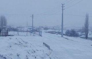 Sakarya'da kar yağışı nedeniyle yaylada mahsur...