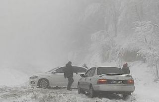 Sakarya, Kocaeli, Bartın ve Zonguldak'ta kar...