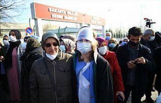 Sakarya'da havai fişek fabrikası duruşmasından...