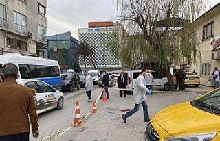 Sakarya'da silahlı saldırıya uğrayan taksici...
