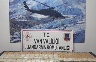 Sınır hattında PKK'nın finans kaynağına...