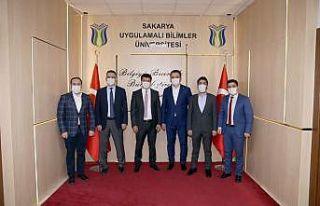 SUBÜ ile TÜGVA arasında gençlere yönelik iş...