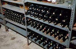 Tekirdağ'da 550 litre kaçak içki ele geçirildi